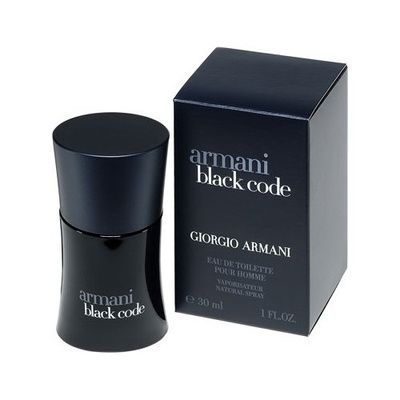 Giorgio Armani Armani Black Code for men 100ml (Туалетная вода)