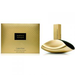 Calvin Klein Liquid Gold Euphoria 100ml (Парфюмерная вода)