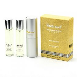 Burberry Weekend London for Women 3x20 ml (Туалетная вода)
