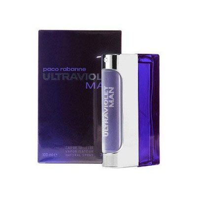 Paco Rabanne Ultraviolet For Man 100 ml (Туалетная вода)