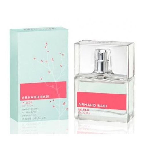 Armand Basi In Red Eau Fraiche 100ml (Туалетная вода)