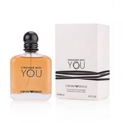 Giorgio Armani Stronger With You 100ml TESTER (Оригинал) Парфюмерная вода