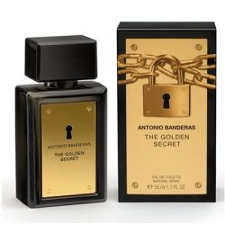 Antonio Banderas The Golden Secret 100ml (Туалетная вода)