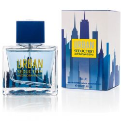 Antonio Banderas Urban Seduction Blue for men 100ml (Туалетная вода)