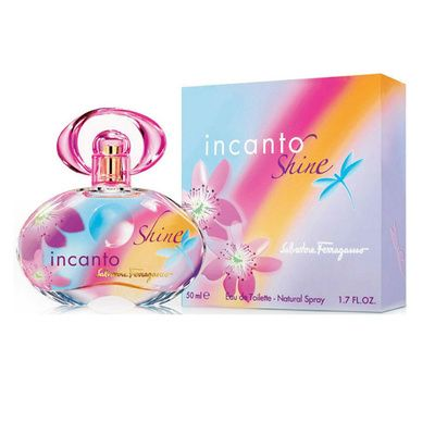 Salvatore Ferragamo Incanto Shine 100ml (Туалетная вода)