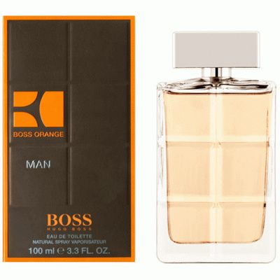 Hugo Boss Orange for Men 100ml (Туалетная вода)