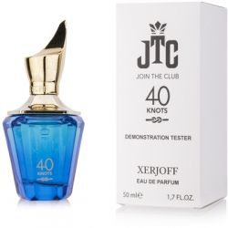 Xerjoff Join The Club 40 Knots 50ml TESTER (Оригинал) Парфюмерная вода