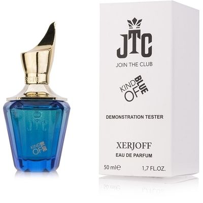 Xerjoff Join The Club Kind of Blue 50ml TESTER (Оригинал) Парфюмерная вода