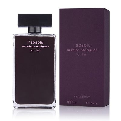 Narciso Rodriguez For Her L'Absolu 100ml (Парфюмерная вода)