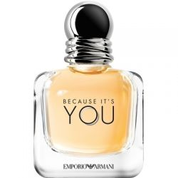 Giorgio Armani Emporio Armani Because It's You 100ml TESTER (Оригинал) Парфюмерная вода